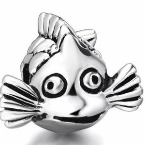 Pandora fish charm